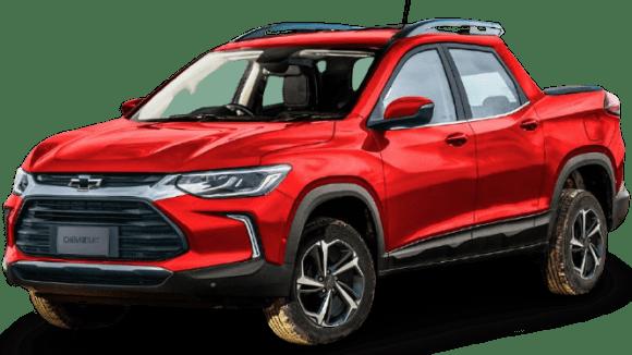 Nova Chevrolet Montana 2022 a Fiat Toro que se cuide!