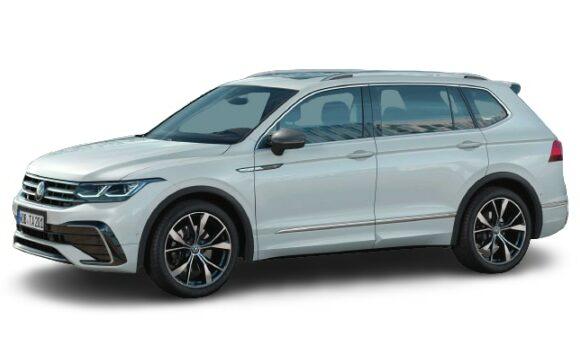 Volkswagen Tiguan 2022 O sofisticado 7 lugares de respeito da Volks