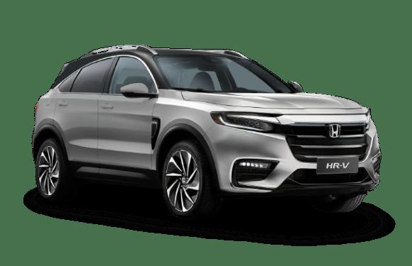 Cada ano mais incrível, é o novo Honda HRV 2022