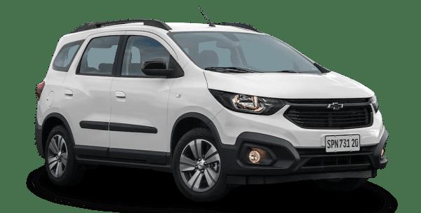 Chevrolet Spin 2022 o gigante por dentro para toda família!