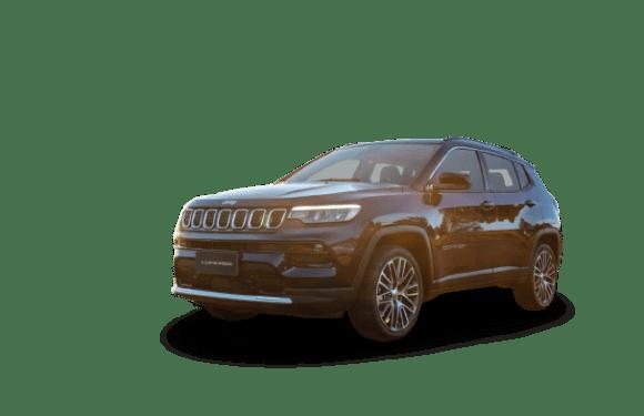 Jeep Compass 2022 o aventureiro da cidade