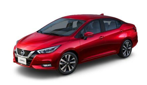 Novo Nissan Versa 2022 esqueça o modelo anterior, é um novo carro!