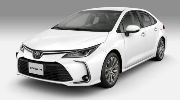 Novo Toyota Corolla 2022 teve poucas mudanças, mas o preço humm….