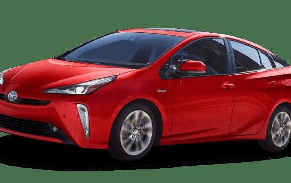 Toyota Prius 2022 com o menor consumo de combustível do país!