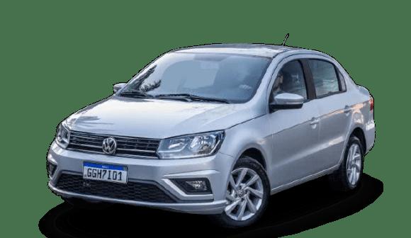 Volkswagen Voyage 2022 o guerreiro que não amarela!