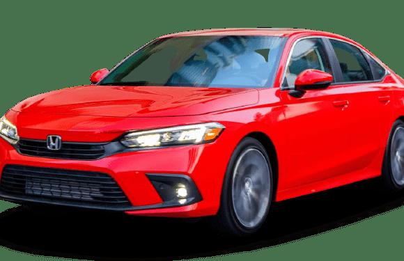 Honda Civic 2022 na lista dos 5 carros mais vendidos no mundo!